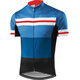 Löffler Giro Bike Jersey Shortsleeve Men blue/black